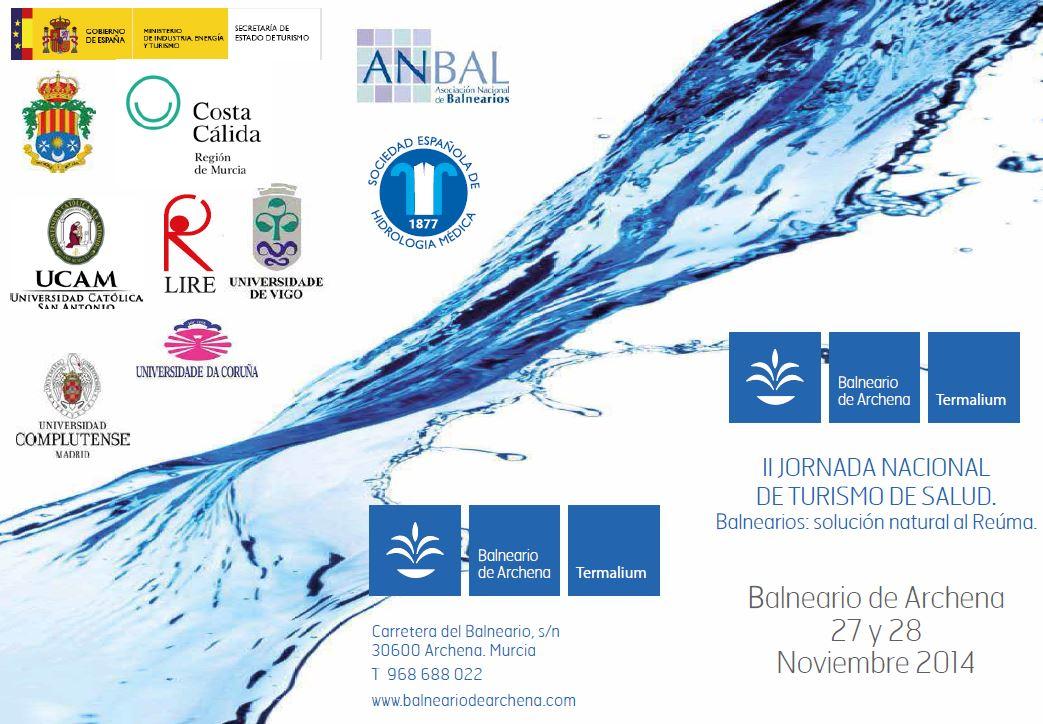 Balneario de Archena - Turismo de Salud