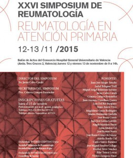 Simposio Reumatología en Atención Primaria