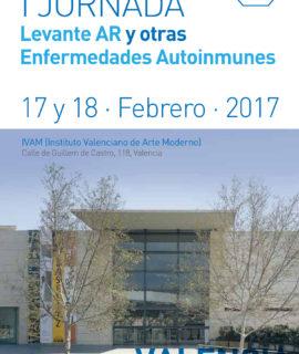 I Jornada Levante AR y otras Enfermedades Autoinmunes