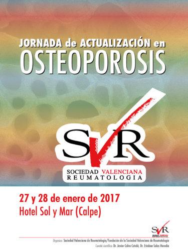 Jornada de Actualización en Osteoporosis (Enero 2017)