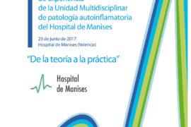 I Curso de experiencia de la Unidad Multidisciplinar de patología autoinflamatoria del Hospital de Manises