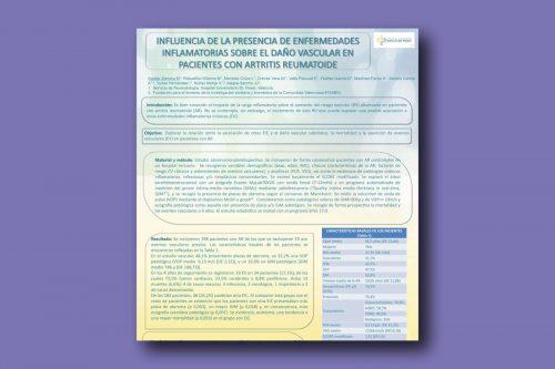 Influencia de la presencia de enfermedades inflamatorias sobre el daño vascular en pacientes con Artritis Reumatoide