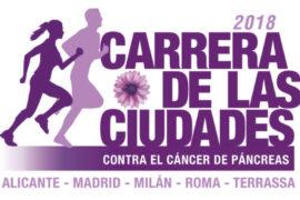 Carrera de las Ciudades contra el Cáncer de Páncreas y Beca Carmen Delgado/Miguel Pérez-Mateo