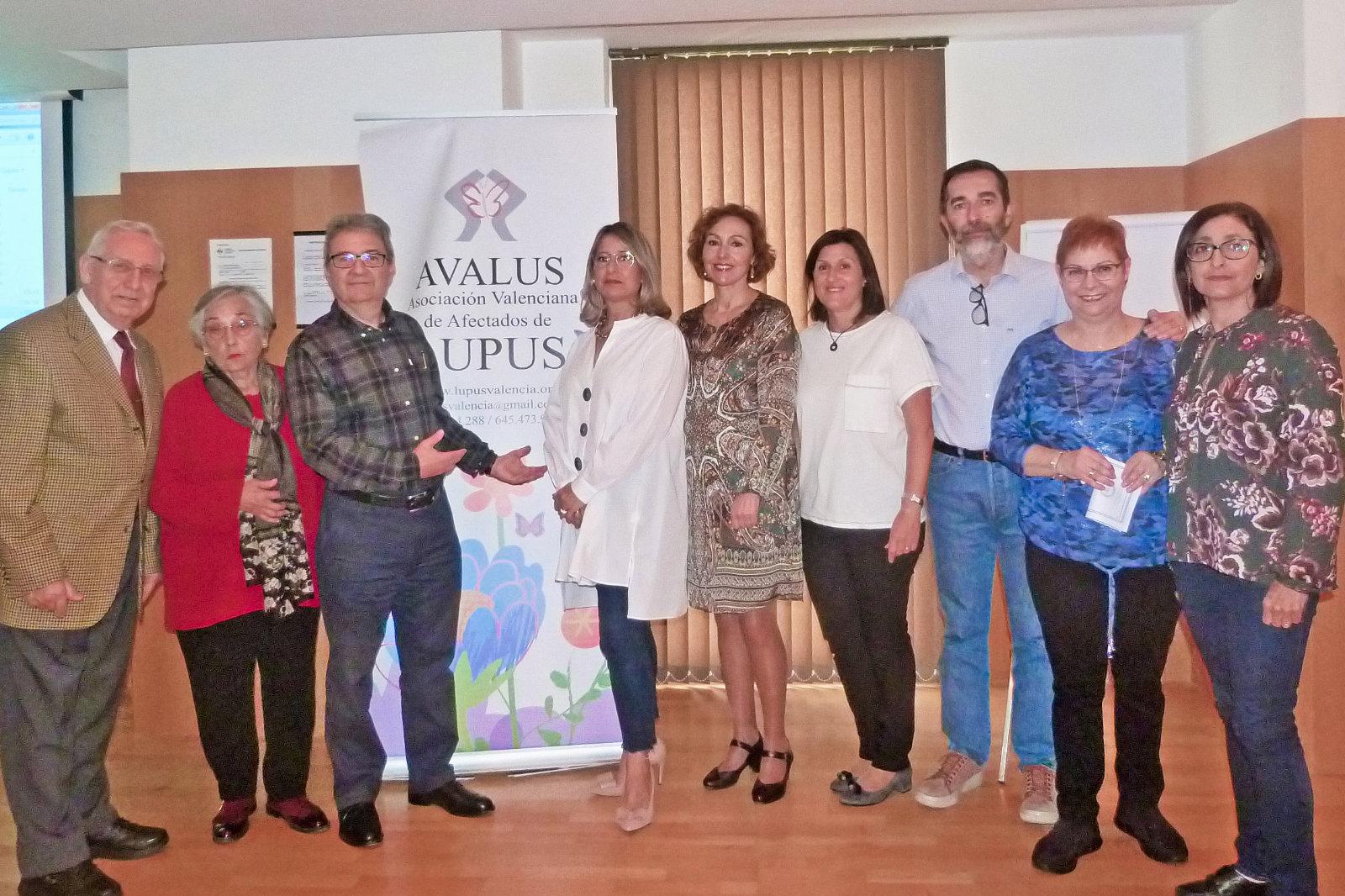 VII Jornada informativa sobre lupus y enfermedades reumatológicas