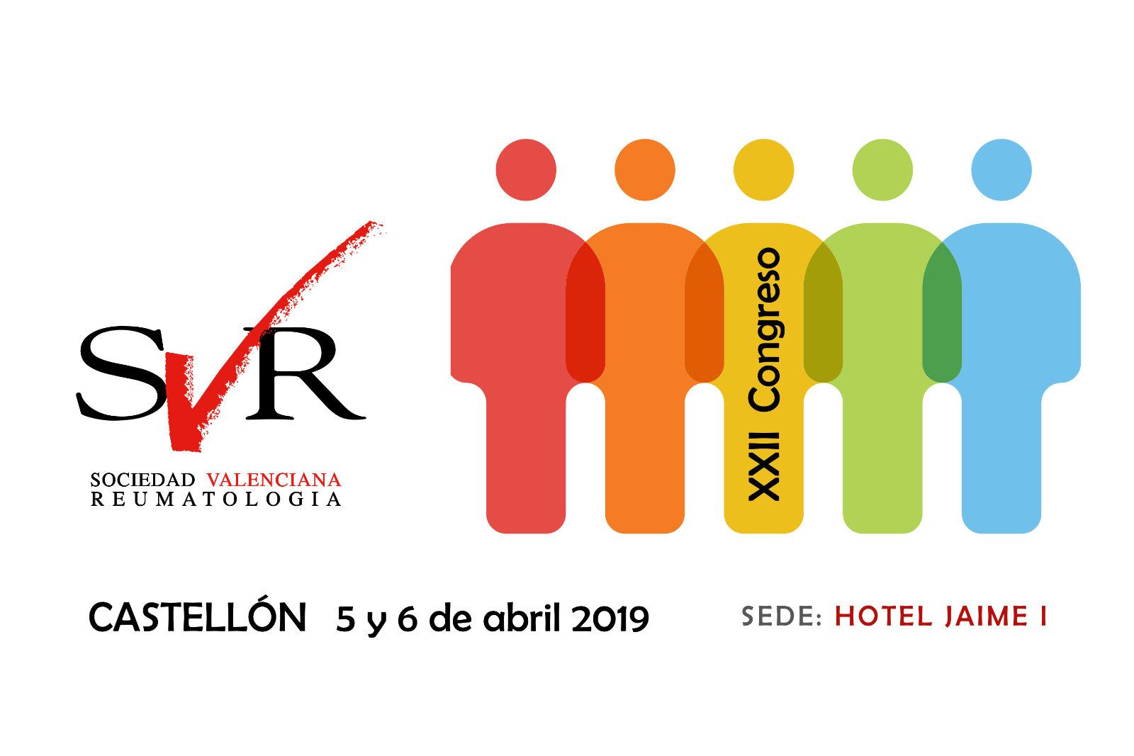 2019 – XXII Congreso de la Sociedad Valenciana de Reumatología