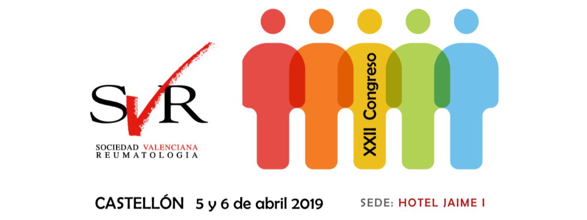 XXII Congreso de la Sociedad Valenciana de Reumatología