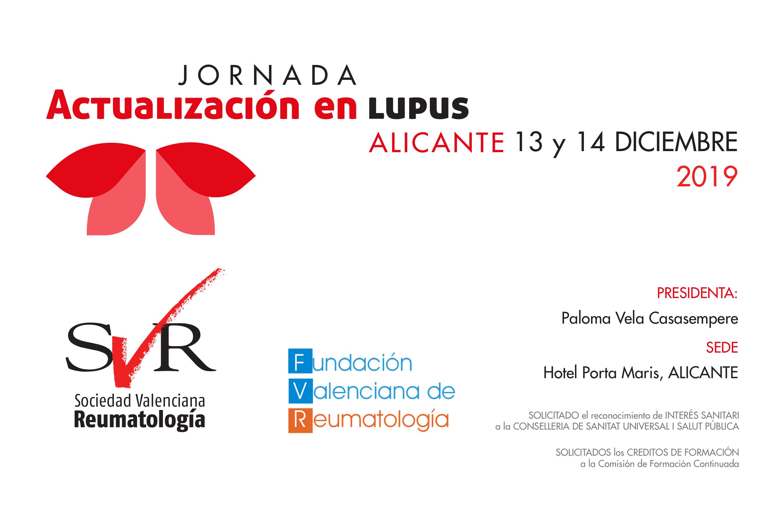 Jornada de Actualización en Lupus 2019