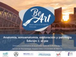 BeArt - Anatomía, sonoanatomía, exploración y patología. Edición 1: el pie