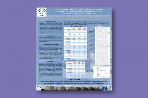 Comparaciónde laeficaciayseguridaddebaricitiniby tofacitinibenpacientesconartritisreumatoideen condicionesdeprácticaclínicareal
