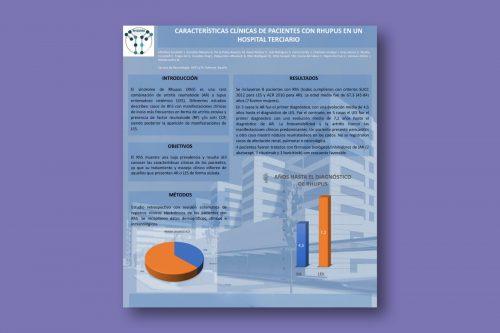Características clínicas de pacientes con rhupus en un hospital terciario