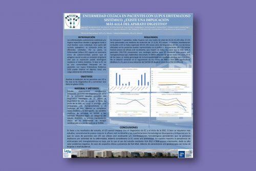 Enfermedad celíaca en pacientes con lupus eritematoso sistémico. ¿Existe una implicación más allá del aparato digestivo?