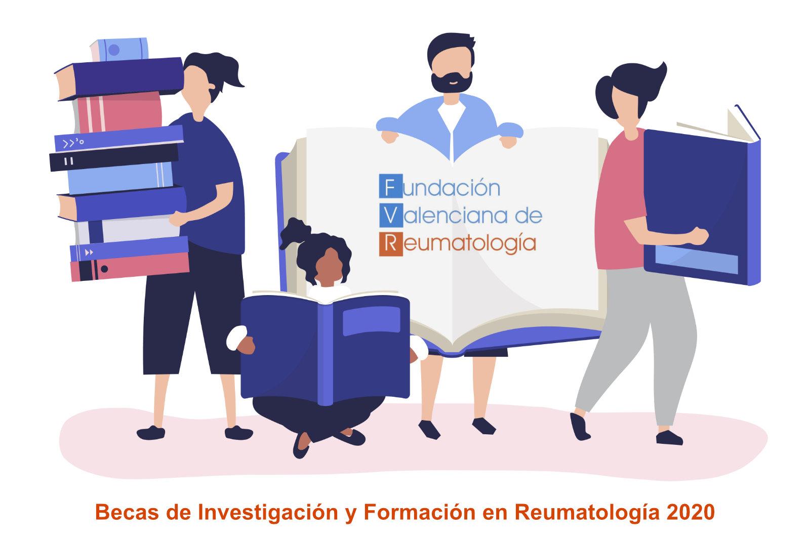 Se aprueban las becas finalistas sobre investigación y rotatorios para avanzar en la investigación de enfermedades reumáticas
