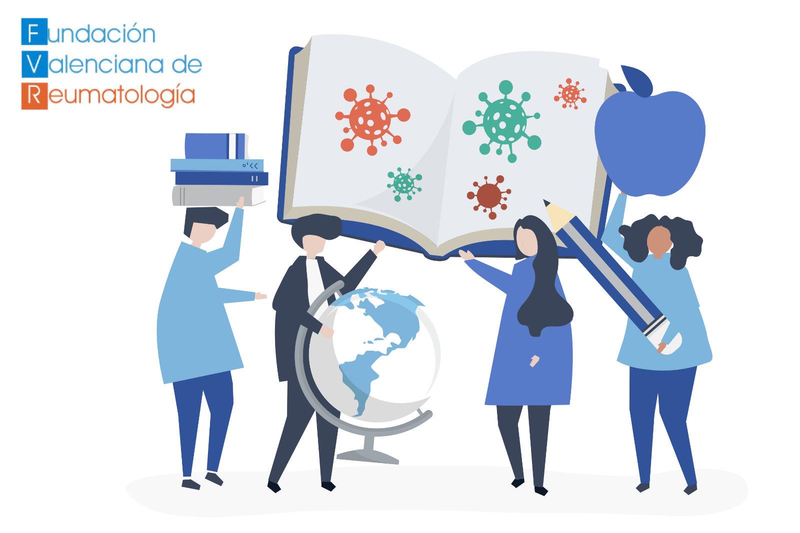 La Fundación Valenciana de Reumatología financia un estudio sobre la evolución clínica de pacientes con enfermedades inmunomediadas infectados por SARS-CoV-2